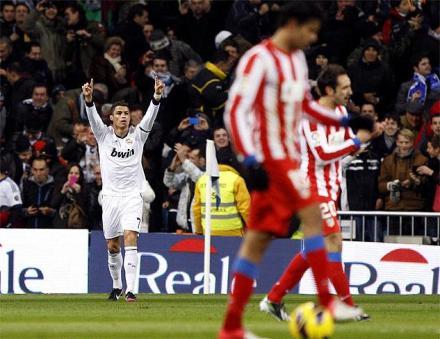 Um jogo para Cristiano Ronaldo...