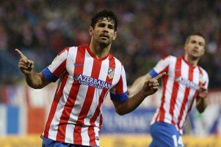 O nome do jogo, positiva e negativamente...Diego Costa.