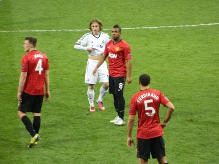 Anderson, da batalha dos aflitos para a Champions League :)