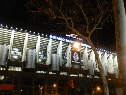 Estádio Santiago Benabéu