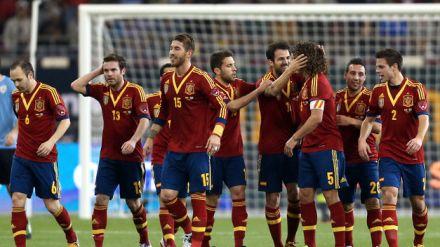 EspanhaUruguai