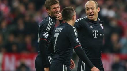 Robben, Riberí e Müller (foto:uefa)