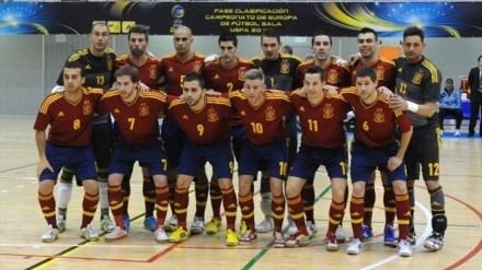Seleção Espanhola Futsal