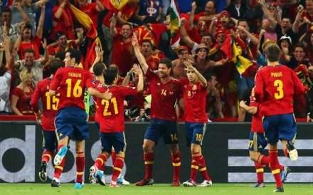 França x Espanha