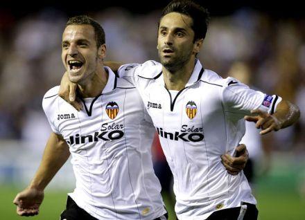 A esperança do Valencia, Soldado, com o brasileiro Jonas