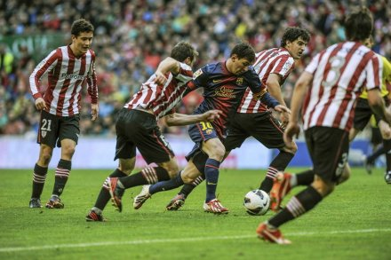 Messi San Mamés