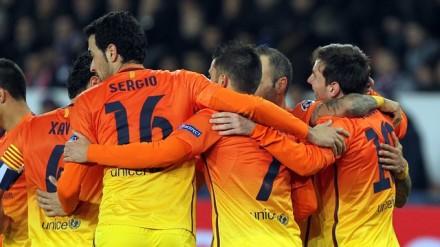 Barcelona PSG