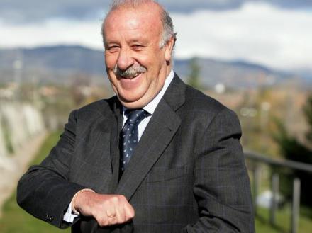 Vicente del Bosque aposentadoria