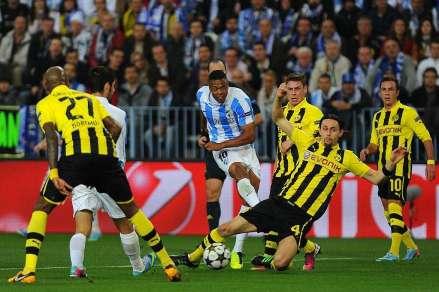 Málaga Dortmund