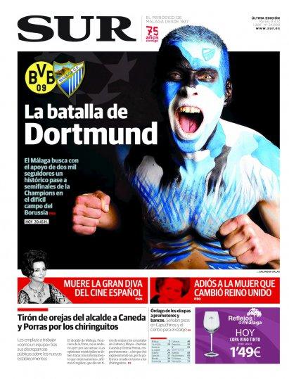 Jornal Sur Málaga