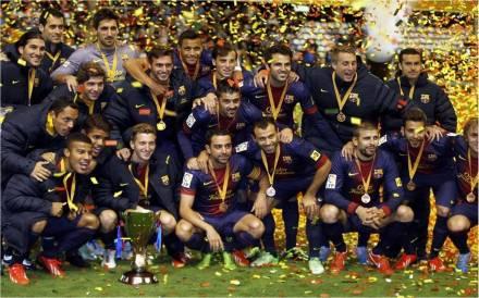 Barcelona campeão catalunha