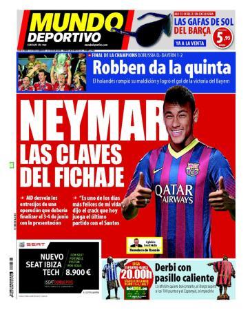 jornal sport catalunha neymar