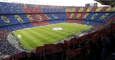 Camp Nou Mosaico