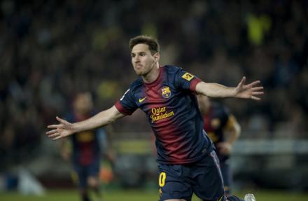 Messi 45 gols