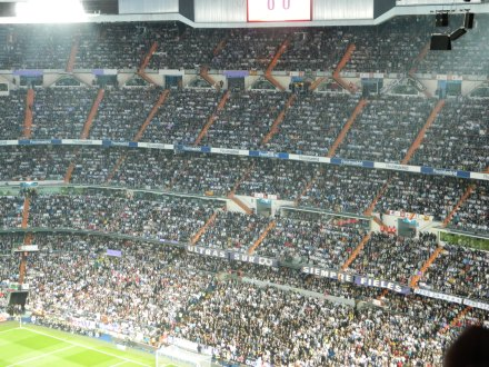 Torcida Real Madrid