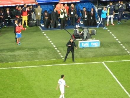 Simeone Final Copa do Rei
