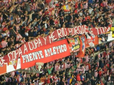 Torcida Atlético Madrid