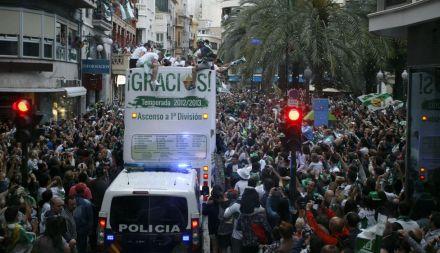 Festa cidade Elche