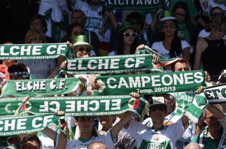 Elche primeira divisão espanha