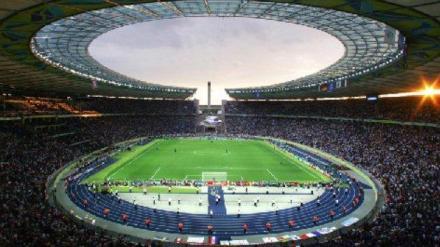 Estádio Olímpico Berlim final Champions