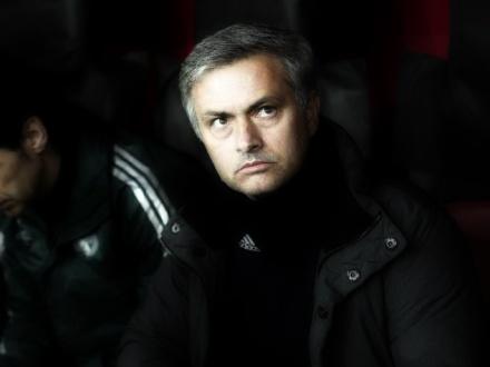 Mourinho irritado