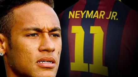 Neymar 11 Barcelona