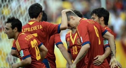 Gols Espanha Maracana