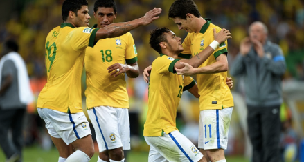 Brasil Espanha