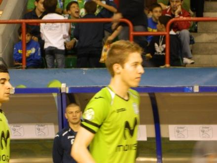 Bateria jogador Inter Movistar