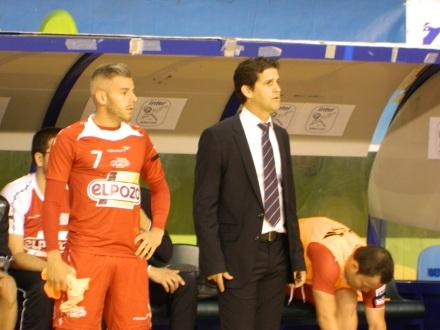 Duda treinador El Pozo Murcia