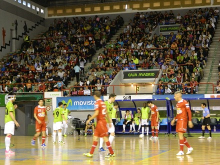Liga Nacional Futsal Espanha