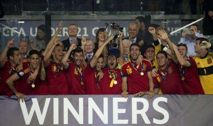 Espanha Campeã Sub 21 2013