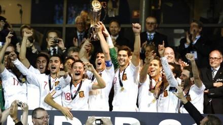 Seleção Espanha Sub 21