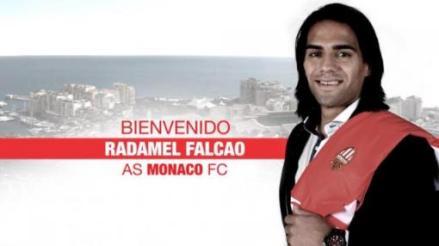 Radamel Falcao Monaco