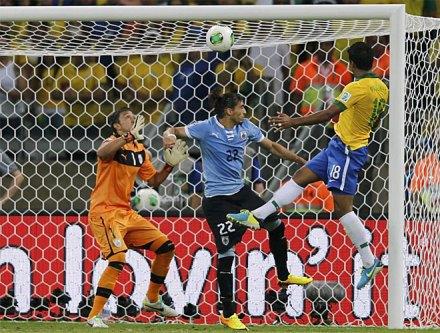 Gol Paulinho Brasil