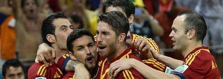 Espanha Final Copa Confederações