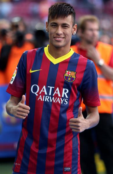 Neymar Camiseta Barcelona