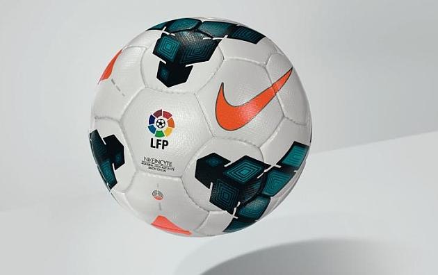 3f97970e0b86f Bola Nike Campeonato Espanhol