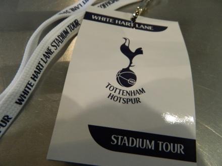 Tour Estádio Tottenham
