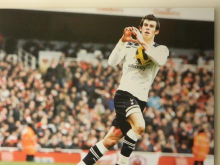 Gareth Bale Estádio Tottenham