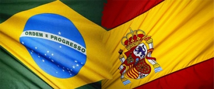 Melhores Seleções do Mundo Brasil Espanha
