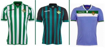 Camisetas Betis 2013-14
