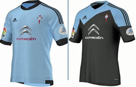 Camisetas Celta de Vigo 2013-14