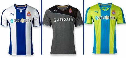 Camisetas Espanyol 2013-14