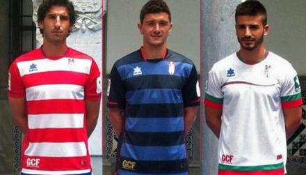 Camisetas Granada 2013-14