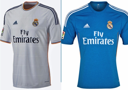 Camisetas Real Madrid 2013-14