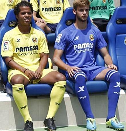 Camisetas Villareal 2013-14