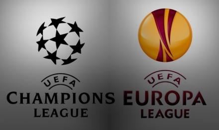 Champions e Europa Leage