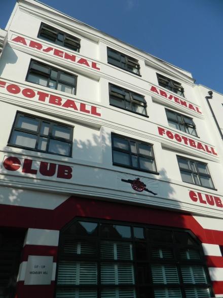 Antigo Estádio Arsenal