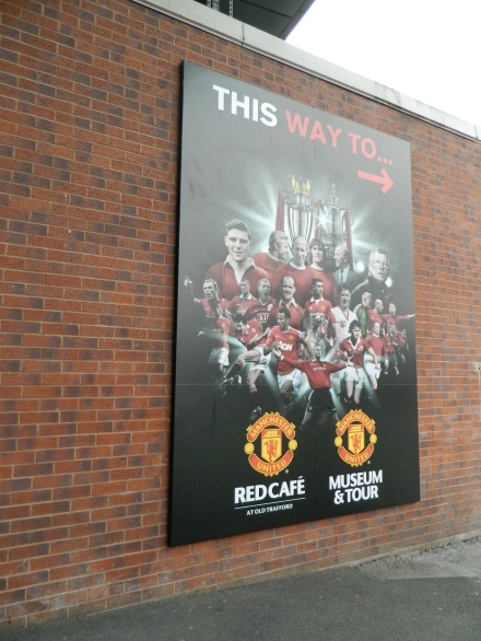 Tour Old Trafford